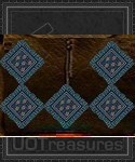 An ultima online Small Rug (Plain) - 5 pieces