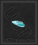 An ultima online Crystal Token