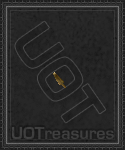 An ultima online Forged Metal of Artifacts Tool - 5 Charges