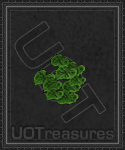 An ultima online Lilly Pad - Large